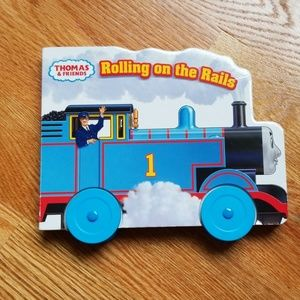 Thomas & Friends, Rolling on the Rails, Book